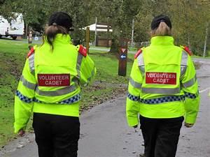 Volunteer Police Cadets support crime prevention ...
