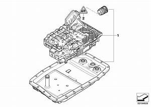 2009 Bmw 750i Exchange Repair Kit For Mechatronics  Reman