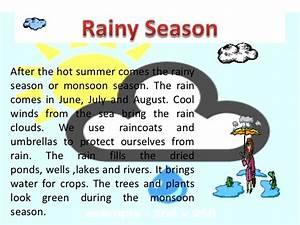 Reflective Essay English Class Essay On Rainy Season In Kannada Good Science Essay Topics also High School Application Essay Sample Essay On Rainy Season Reflective Essay On Reading And Writing Essay  Essay On Healthy Eating