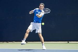 Men's tennis takes down Army, Mississippi at NCAA ...