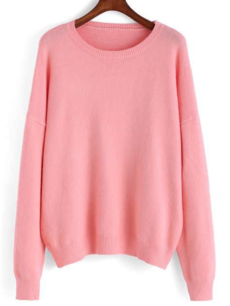 fuchsia sweater pink sweater 54 images pink plain chunky knit