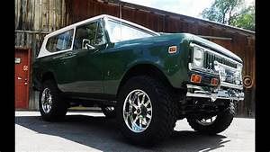 1975 International Scout Ii B Rod Or Custom Pro Auto