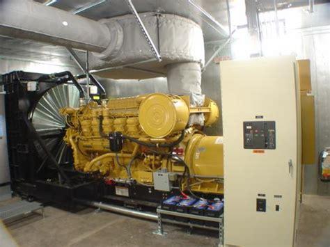 diesel generator installer generator installation