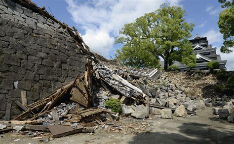 Quakedamaged Kumamoto Castle To Take Decades To Restore