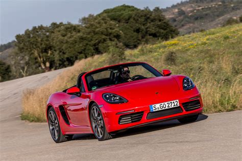 Review Porsche 718 2017 porsche 718 boxster review caradvice