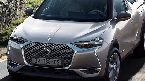 Citroen Ds 2019 by 2019 Citroen Ds 3 Crossback A Luxury Suv With Affordable