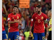 Sergio Ramos Photos Photos Spain v Italy FIFA 2018