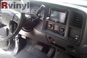 Dash Kit Decal Auto Interior Trim Chevy Silverado 2003