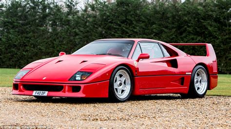 Ferrari 488 gtb 2021 thuộc phân khúc coupe siêu xe. Chiêm ngưỡng siêu xe Ferrari F40 gần 30 tuổi đời đấu giá khủng