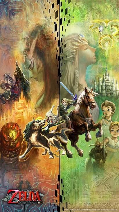 Zelda Twilight Princess Legend Wallpapers Games Characters