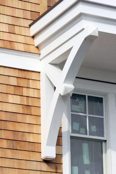 pvc brackets craftsman brackets bungalow details