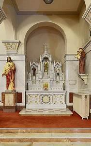 Saint Mary Roman Catholic Church, in Carlyle, Illinois ...