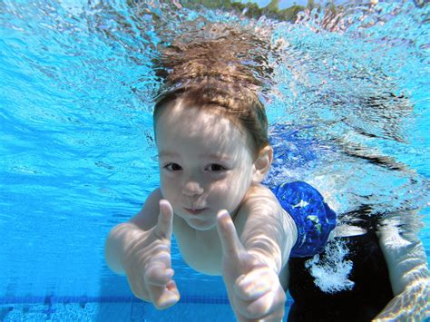 Infant Swimming Instructor Certification + Infant Swimming