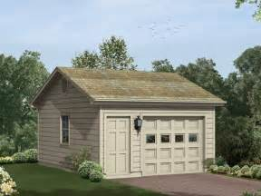Pictures One Car Garage Ideas by Bailey Hill One Car Garage Plan 063d 6011 House Plans