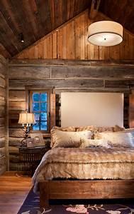15, Cozy, Rustic, Bedroom, Interior, Designs, For, This, Winter