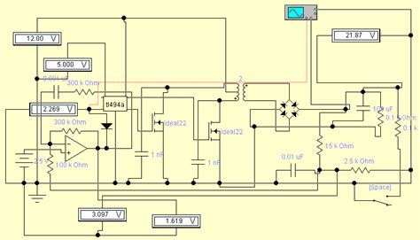 Ewb Circuit Electronic Workbench Simulation