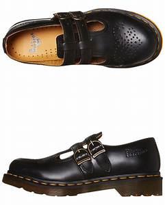 Vans Size Chart Japan Dr Martens Classic 8065 Mary Shoe Black Surfstitch