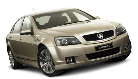 2009 Holden Caprice News And Information