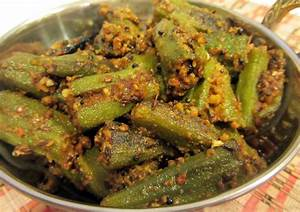 Tasty Lady Finger Fry Recipes | Indian Bhindi Food Recipe