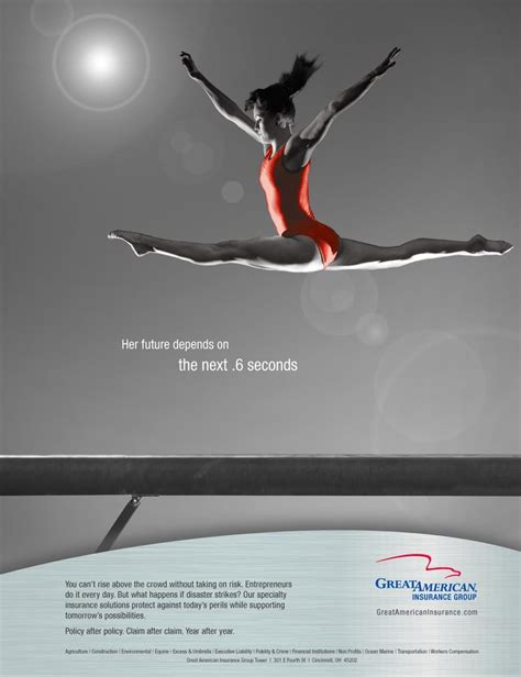 Great American Insurance Group ad in Insurance Journal