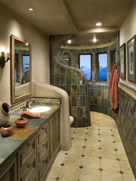 Bathroom Design Ideas Walk In Shower by Walk In Shower As An Extension Of The Small Bath Hum Ideas