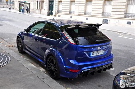 ford focus rs 2009 12 sierpie 2013 autogespot