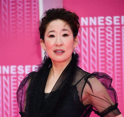 sandra oh health sandra oh makes history with emmy nomination for lead role