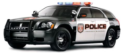 Concept Cars » Blog Archive » The World's Finest Police Cars