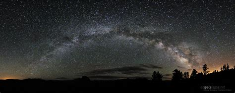 The Milkyway Astrophotography Spacelapse