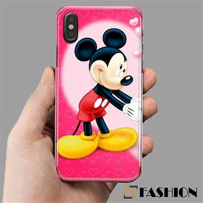 Mouse Minnie Christmas Case Mickey Iphone Phone