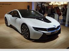 2015 BMW i8 To Feature World's First Laser Headlights