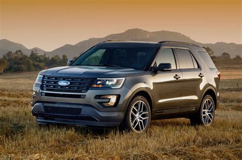 ford explorer reviews  rating motor trend