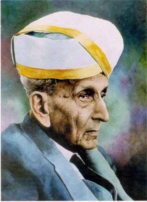 sir  visvesvaraya indias engineer statesman