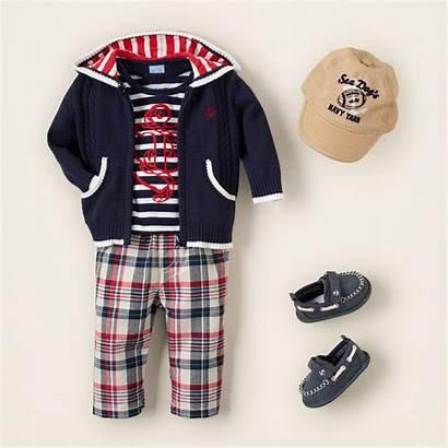 Sailor Clothes Boys Boy Navy Suit 1001