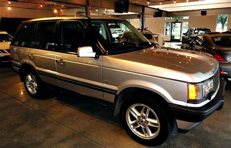 2002 Range Rover Hse by Used 2002 Land Rover Range Rover 4 6 Hse For Sale 11 900