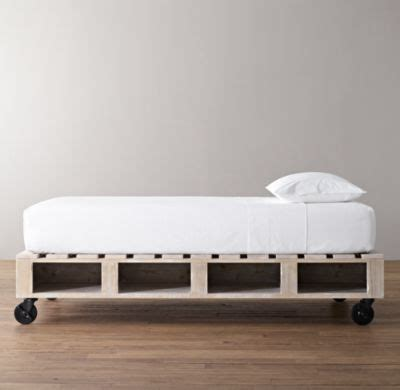 i could so diy this warehouse pallet bed all beds