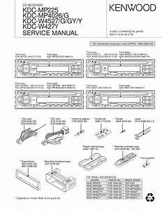 Pdf Manual For Kenwood Car Receiver Kdc