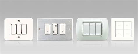 Placche Interruttori Design by Interruttori E Prese Elettriche Originali E Di Design