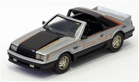 tin wizard 1979 ford mustang indianapolis 500 pace car