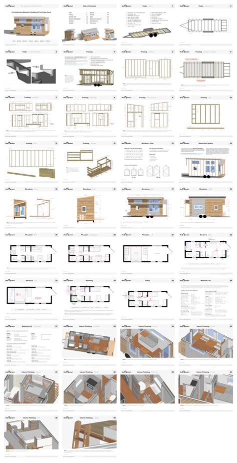 house construction plans our tiny house floor plans construction pdf sketchup
