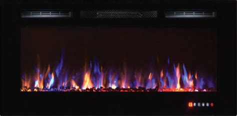 Napoleon Nefl60fh Indoor Electric Fireplace With 5,000 Btu