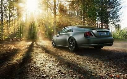 Royce Rolls Wraith Spofec Cars Novitec Wallpapers
