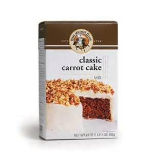 classic carrot cake  frosting mix