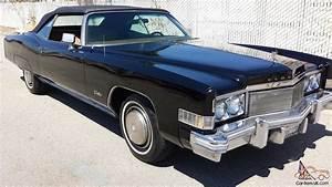 Cadillac Eldorado Cabriolet : cadillac eldorado classic convertible coupe ~ Medecine-chirurgie-esthetiques.com Avis de Voitures