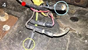 Wires Behind Instrument Cluster    Cigarette Lighter
