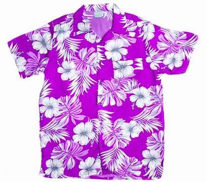 Hawaiian Clip Shirt Clipart Shirts Hawaii Luau