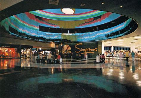 Sherway Gardens Was A Funky Place In The 70s!