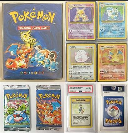 Pokemon Cards Pack 4th Base 2000 1999