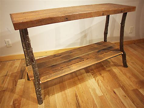 rustic wood sofa table rustic sofa table rustic sofa table with storage rustic