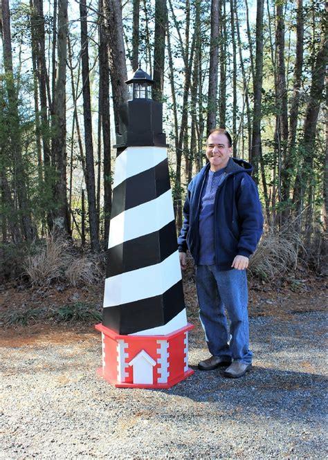 plans   cape hatteras lawn lighthouse diy wood plans